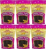 Jones Natural Chews Tender Taffy Beef Liver Blend 48oz (6 x 8oz)