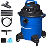 Vacmaster 3 Peak HP 5 Gallon Wet Dry Vacuum Cleaner Lightweight Powerful Suction Shop Vacs with Blower Function for Dog…