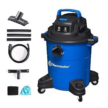 Vacmaster VOC507PF Portable Wet Dry Vac
