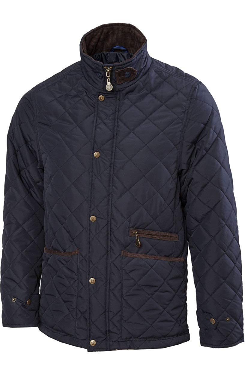 7cf9ca904283 Vedoneire 3039-NAVY-2XL (chest 47-49 inches) at Amazon Men s Clothing  store  Down Alternative Outerwear Coats