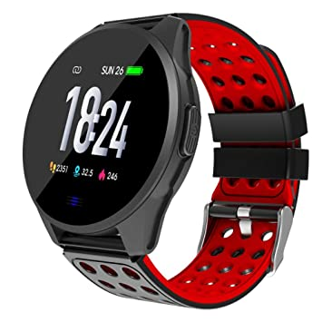 MOVILSTORE SmartBand Pulsera Reloj SmartWatch Bluetooth ...