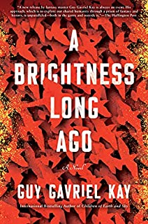 Book Cover: A Brightness Long Ago