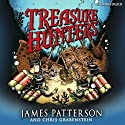 Treasure Hunters Audiobook by James Patterson Narrated by Bryan Kennedy