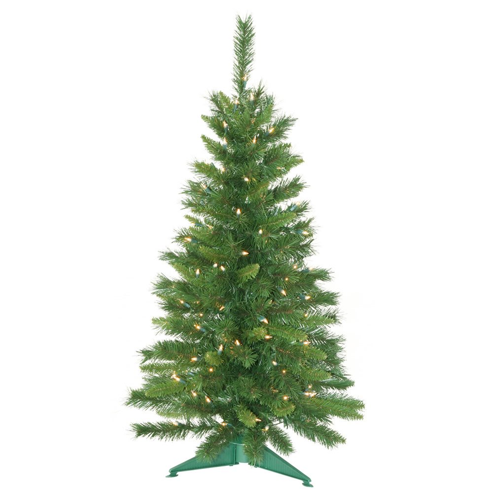 Vickerman 35' Imperial Pine Artificial Christmas Tree with 150 Clear Lights by Vickerman