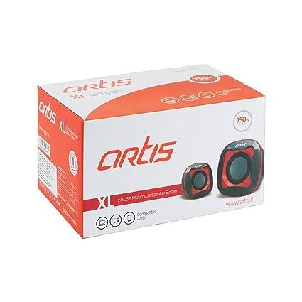 Artis Xl 2 0 Usb Multimedia Speakers Amazon In Electronics