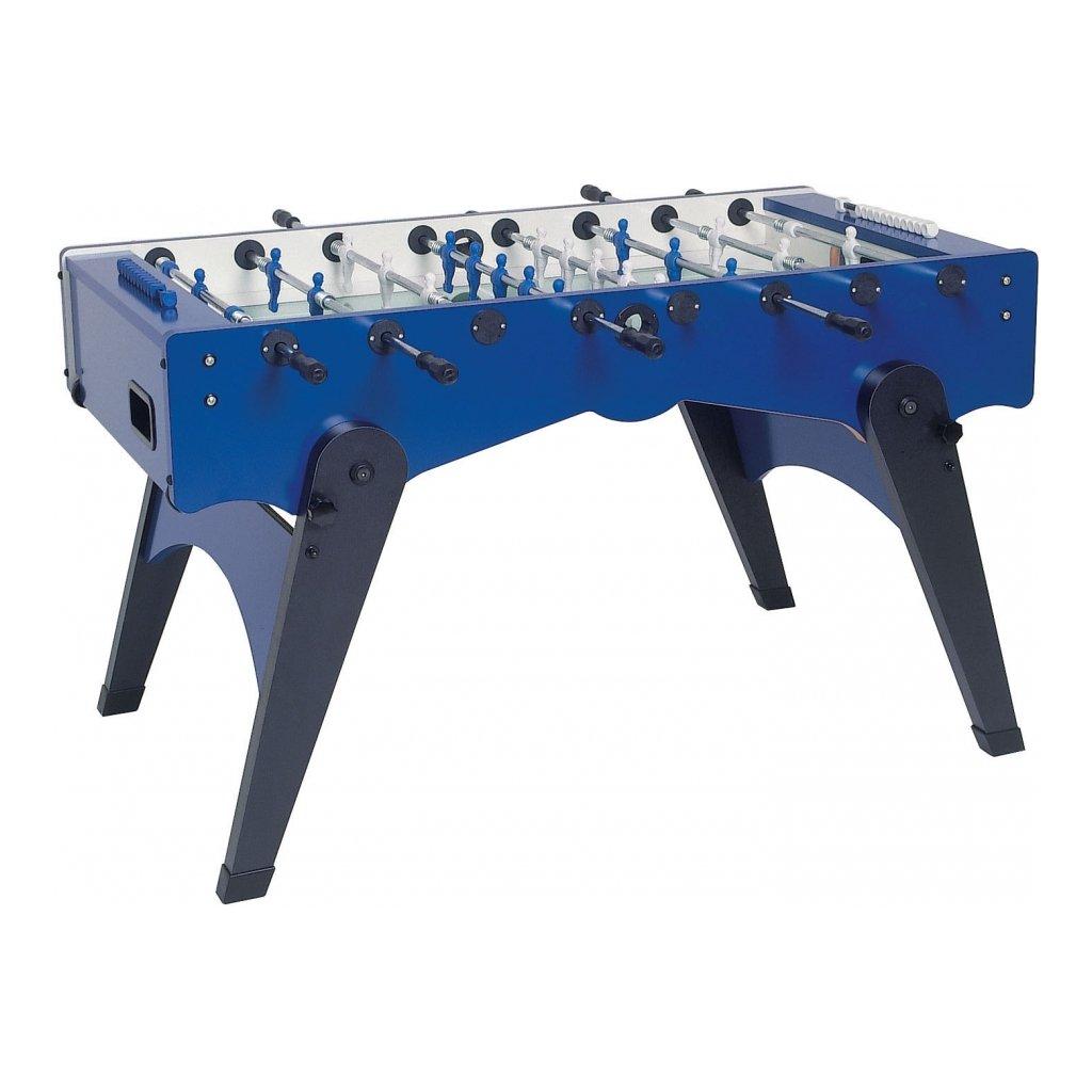Foldy blu Tischfußball - teleskopstangen - klappbaren Beinen