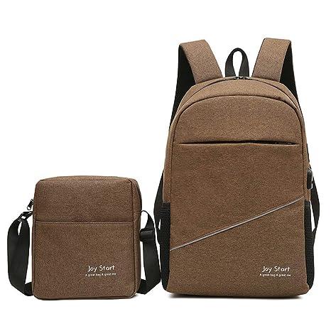 nuovo di zecca prezzo imbattibile l'atteggiamento migliore Zaino per Laptop da 15,6 Pollici Zaino + Borsa Cross-Body ...