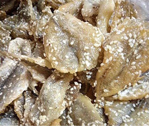 Little spicy seafood snack Yellow croaker 2500 gram from South China Sea Nanhai