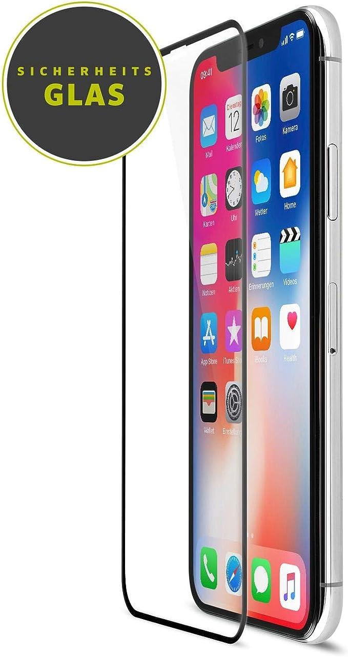 Artwizz 6519 2176 Curveddisplay Sicherheitsglas Für Apple Iphone X Xs