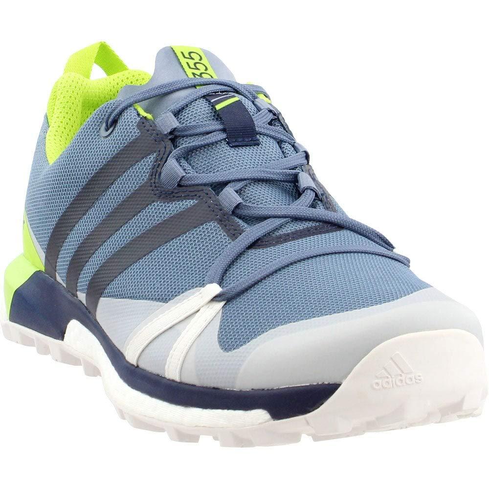 Adidas Terrex Agravic GTX raw steelcollegiate navysolar