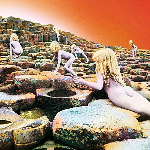 Led Zeppelin Cd - Houses Of The Holy (Deluxe CD Edition)