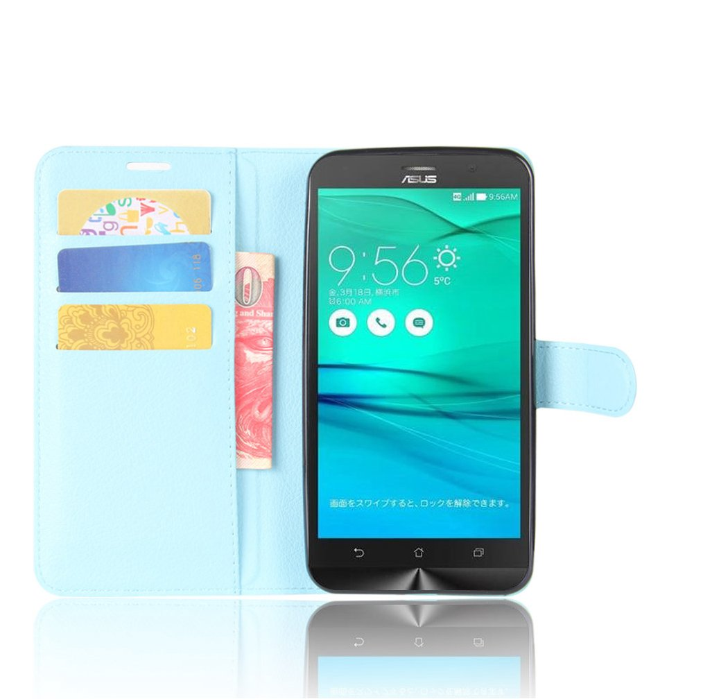 Amazon.com: ASUS ZenFone Go ZB552KL Case,Manyip PU Leather ...