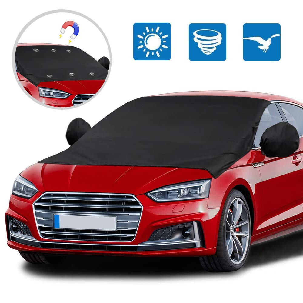 opamoo/Car/Snow/Cover,/Windshield/Snowshade UV/Protector Sunshade Windshield/Cover Rearview/Mirror/Protector Ice,/Snow,/Frost Sun/Protection