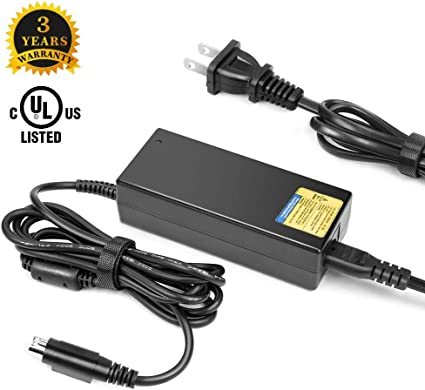 24V 3-Pin AC Adapter For Epson M235A Thermal Receipt POS Printer DC Power Supply