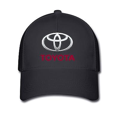 1119506e74c DEBBIE Unisex Toyota Logo Baseball Caps Hat One Size at Amazon Men s  Clothing store