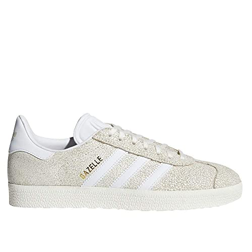 Adidas - Zapatillas Adidas Gazelle - 180912 B41655 - Beige, 38, 38 EU | 5 UK | 6.5 US | 23.3 cm: Amazon.es: Zapatos y complementos