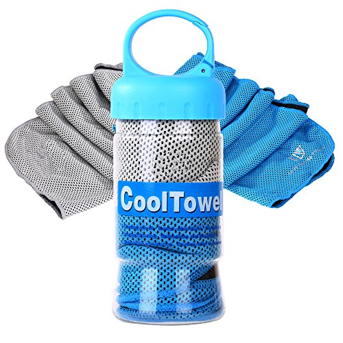 Cooling Towel, E LV Set of 2 Personal - Cool Towel Sets