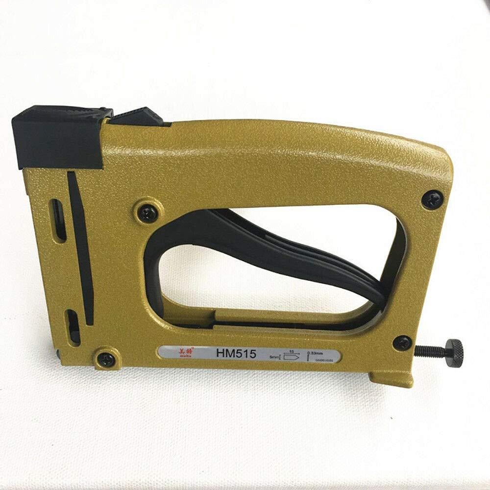 Metal Manual Sheet Nail Gun Point Driver Tacker Picture Framing Tool Driver Elite Point Strips Pack of 1000