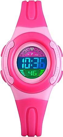 reloj niña digital catellano