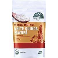 Nature's Nutrition Organic Instant White Quinoa Powder, 150g