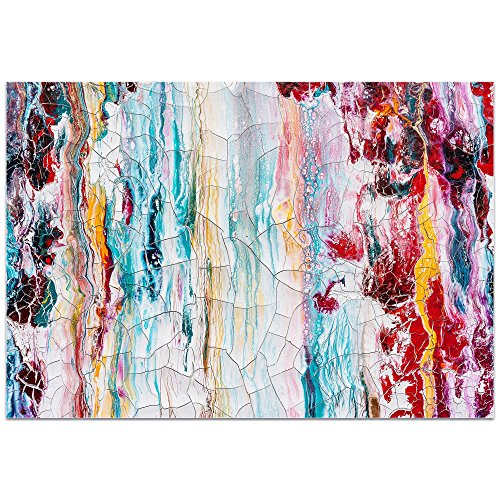 Abstract Wall Art 'Cracks by Jamie Anton - Urban Decor