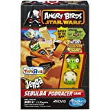 Angry Birds Star Wars Jenga Sebulba Podracer Game