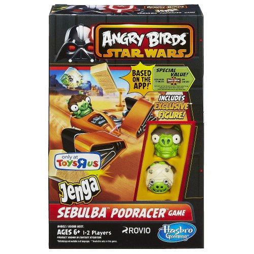 Angry Birds Jenga Sebulba Podracer product image