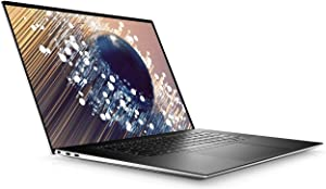 "New XPS 17 9700 17"" Laptop 10th Gen Core i7-10875H up to 5.1 GHz 8 cores RTX 2060 6GB Max-Q 4K UHD Anti-Reflex 500-Nit Touch Display Plus Best Notebook Stylus Pen Light (4TB SSD RAID