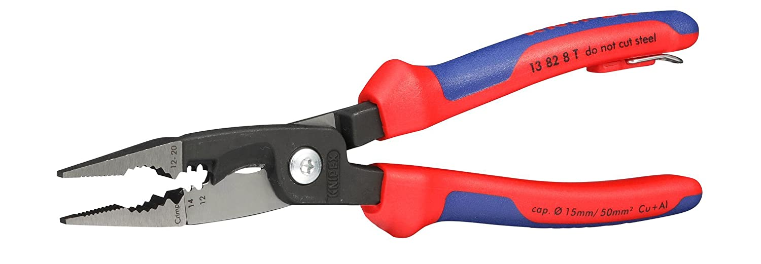 Details about  /8inch 12inch 14inch Heavy Wire Cutting Pliers High Quality Flat Nose Bolt