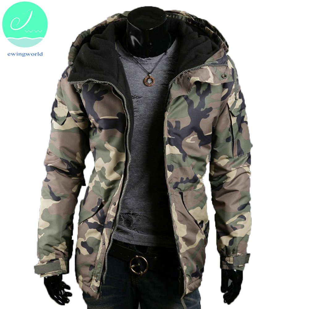 Sports & Entertainment Bright Top Quality Tactical Jacket For Men Military Camo Windproof Fleece Warm Outdoor Hunting Jackets Coats Spring Autumn Big Clearance Sale Jackets
