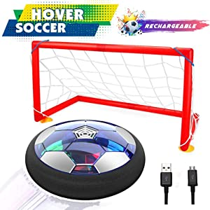 FEISIKE Rechargeable Hover Soccer Ball