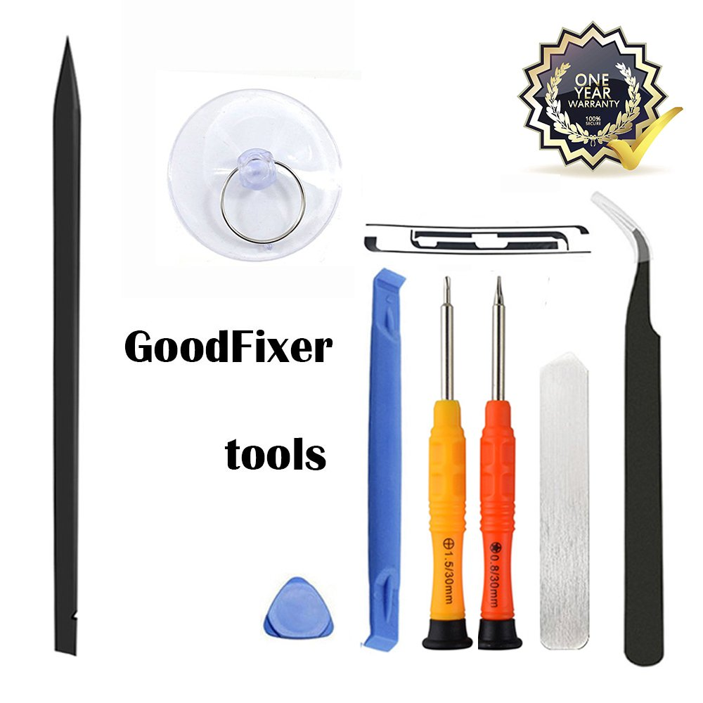 GoodFixer for Apple iPad Mini 4 Battery Replacement with Complete Repair Tools Kit, Adhesive Strip 0 Cycle - 5124mAh Li-ion Replacement Battery [365 DAYS Warranty] by GoodFixer (Image #5)