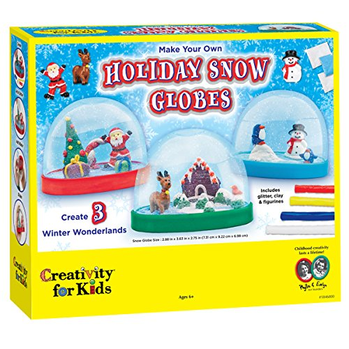 Top 10 recommendation plastic snow globes for kids christmas