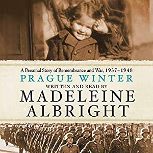 Prague Winter | Livre audio