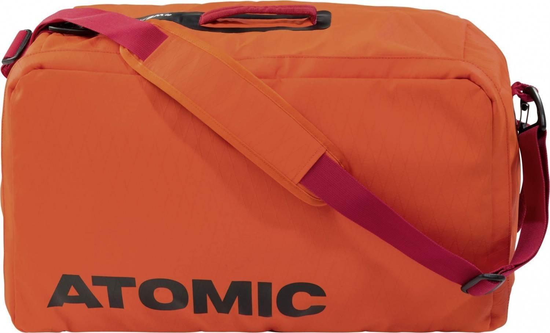 Atomic Duffle-Tasche, 40 Liter, 52 x 33 x 25 cm, Polyester, Doppelseitig beschichtet, Duffle Bag 40L, hellrot, AL5038710