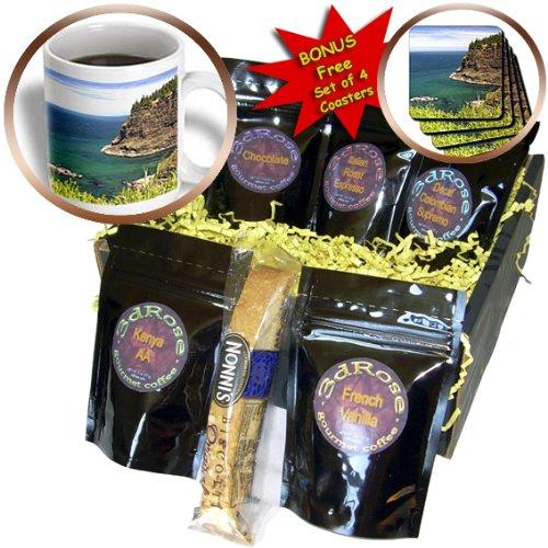 Danita Delimont - Bays - Tillamook Bay, Cape Meares, Oregon Coast - US38 DFR0096 - David R. Frazier - Coffee Gift Baskets - Coffee Gift Basket (cgb_93744_1)