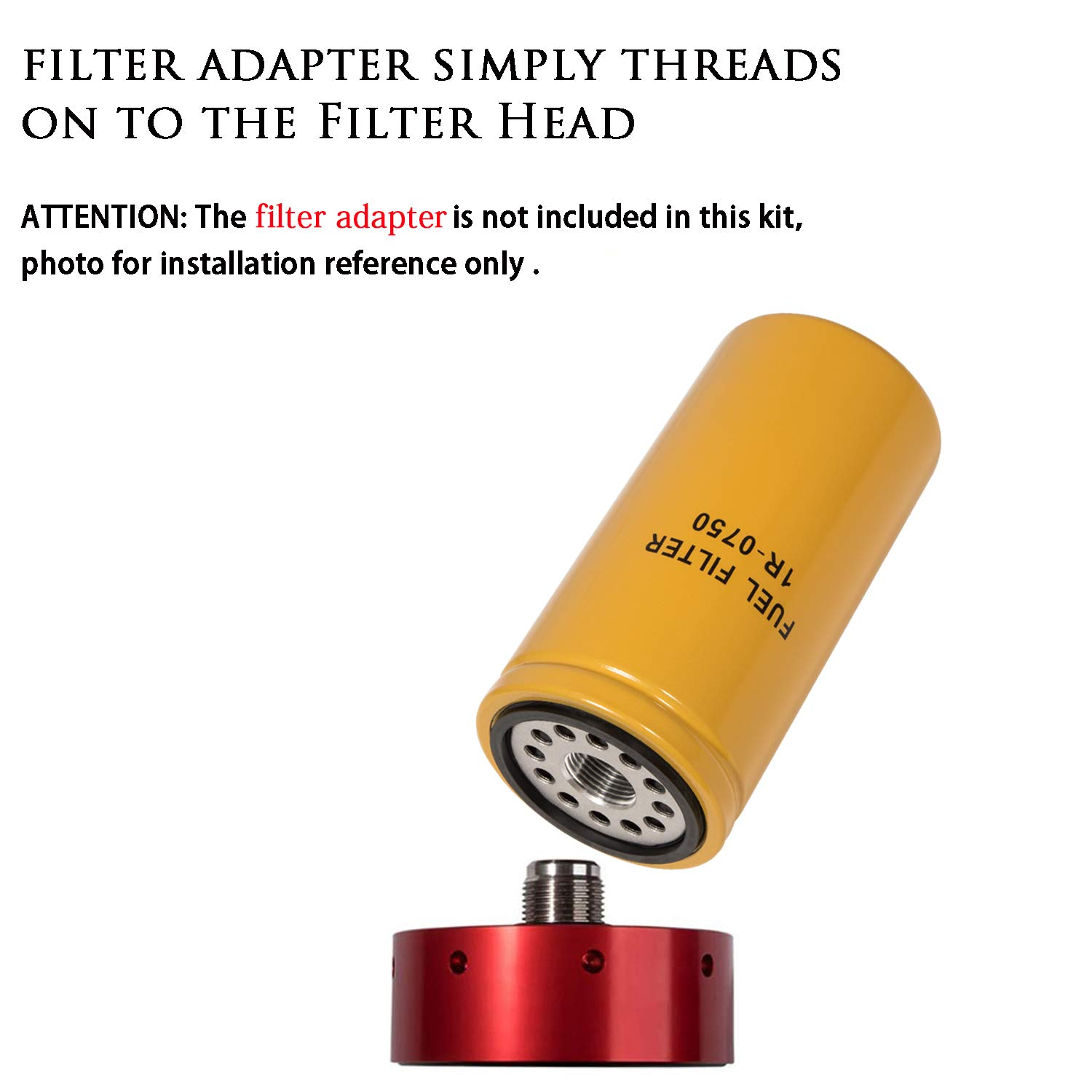 2 PCS 2 Micron Cellulose Media Filter 1R-0750 Advanced High Efficiency Replace for CAT Fuel Filter Multipack