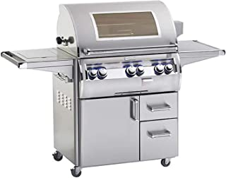 product image for Firemagic Grills Echelon Diamond Portable Grill w/Single Side Burner - NG