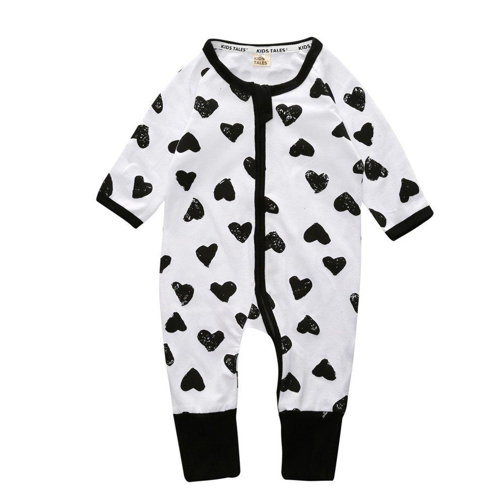 Kids Tales Pineapple Footed Zipper Pajama Sleeper Cotton Romper(Size 4-24M) Fuzhou Shang Ku Trade Co. Ltd.