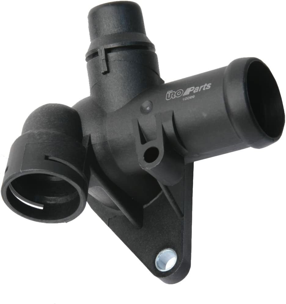 URO Parts 06B121132E Cooling Hose Flange