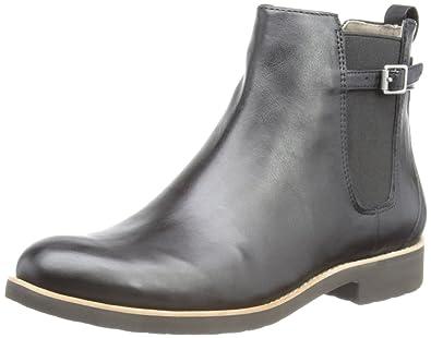 Rockport Alanda Chelsea, Boots femmeNoir, 36 EU (5.5 US)