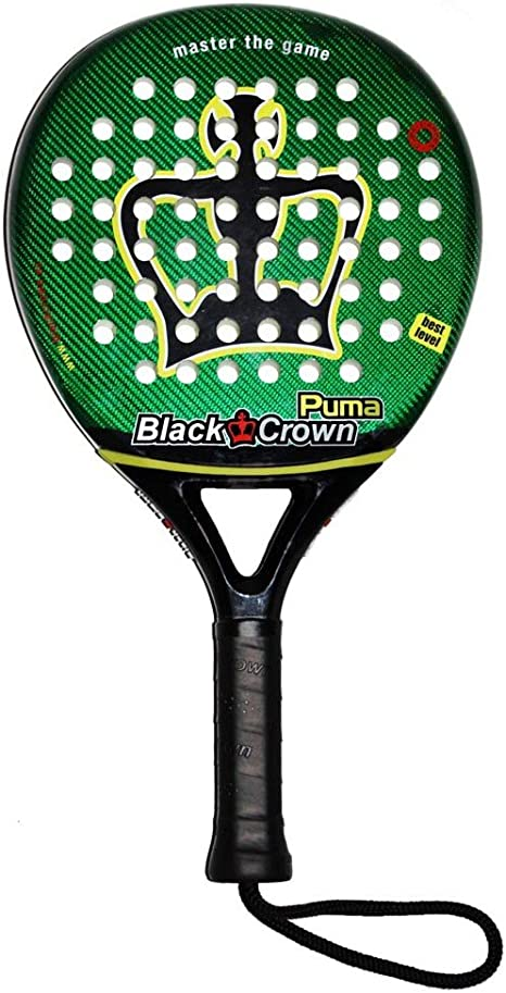 Pala Padel Black Crown Puma: Amazon.es: Deportes y aire libre