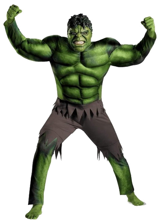 pequeños monelli Traje Hulk Niño Vestido Super héroes Hombre ...