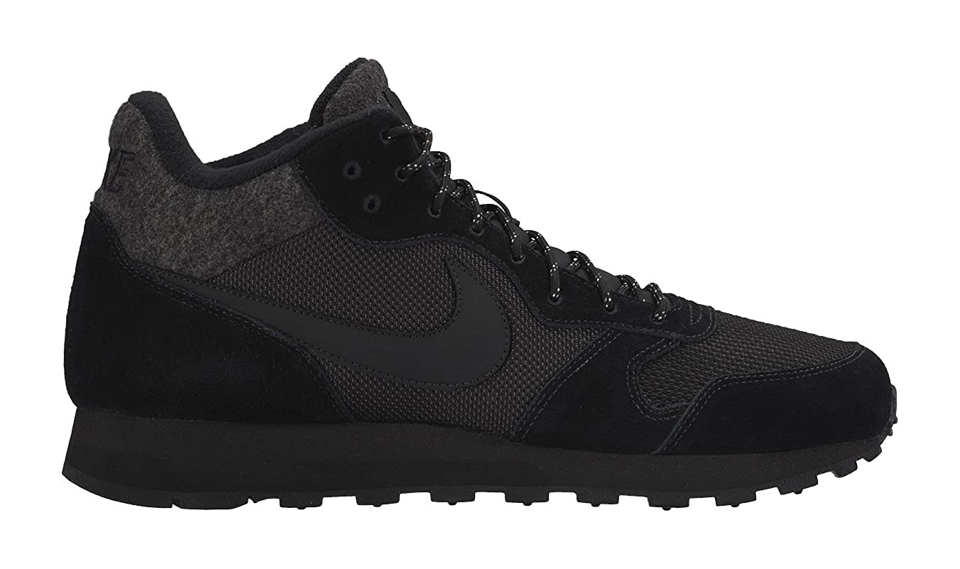 d47671a38e841 Nike Men s MD Runner 2 Mid Competition Running Shoes Multicolour Size  6   Amazon.co.uk  Shoes   Bags