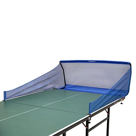 TOMSHOO Red para Tenis de Mesa Ball Catch Net Ping Pong: Amazon.es ...