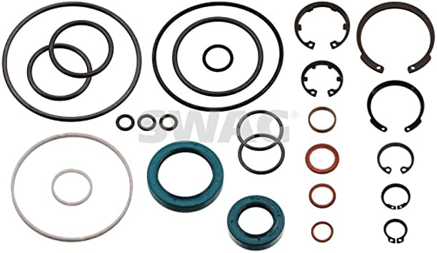 Steering Gear Gasket Set Fits MERCEDES W126 W123 S123 C126 C123 1976-1991