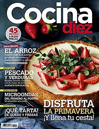 Amazon.com: COCINA DIEZ: Kindle Store