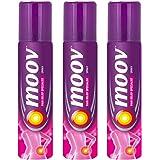 Moov Spray - 80 g (Pack of 3)