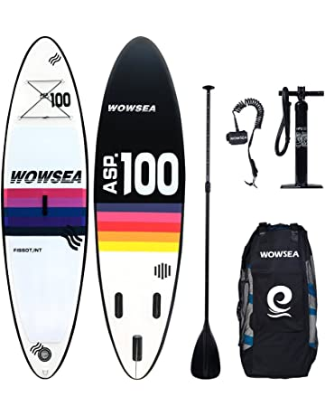 WOWSEA Tabla Hinchable Paddle Surf