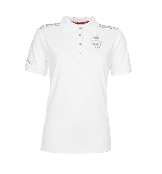 Xfore Camiseta Polo de Golf Margate para Mujer con Logo Strass ...